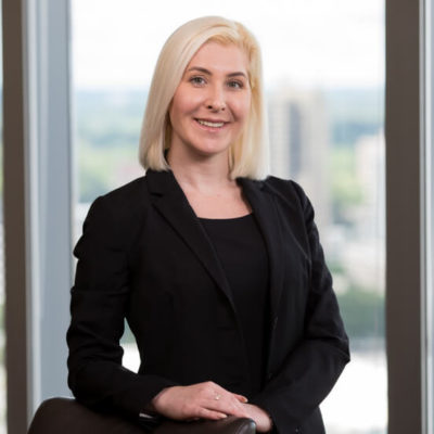 Jaclyn Kireyczyk | Balentine Reporting and Compliance Analyst