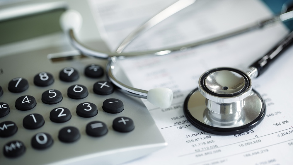 Calculator and medical forms