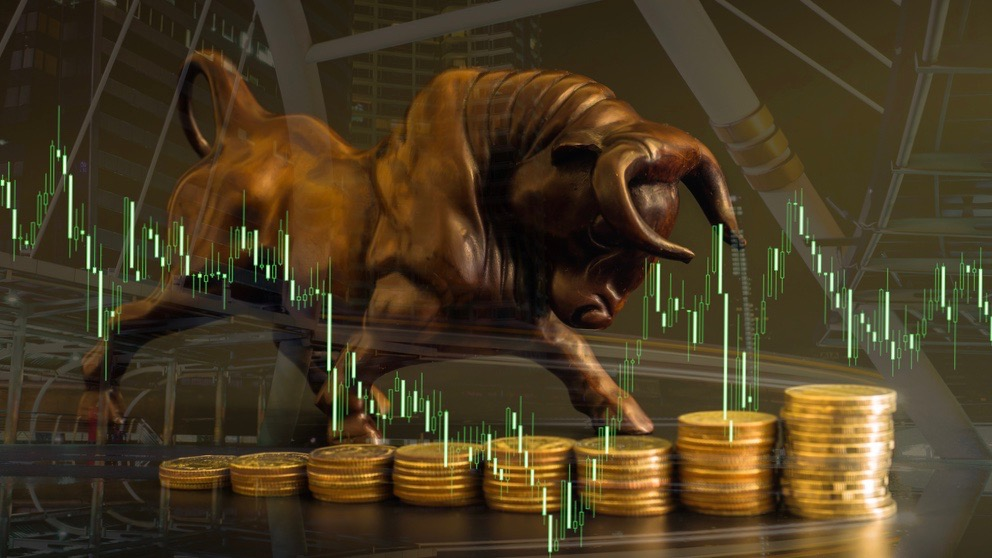 The bull market continues.