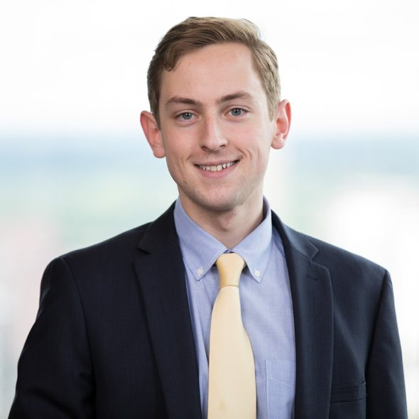 Josh Wallace | Balentine Reporting Associate